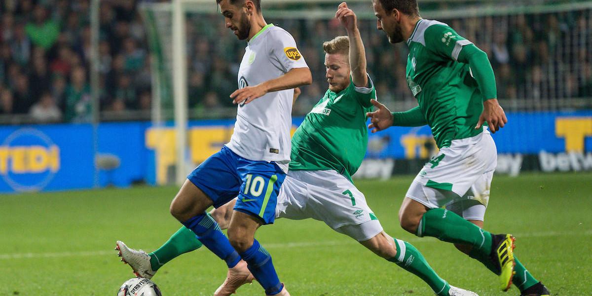 Werder Spiele