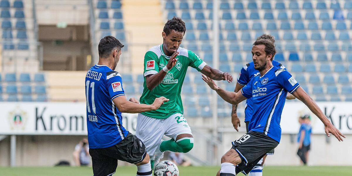 Werder Termine Profis