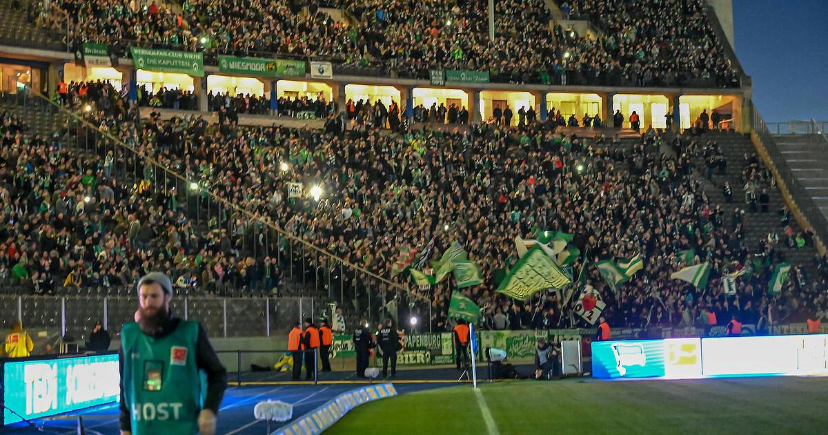 Fanhinweise zum Hertha-Spiel | SV Werder Bremen