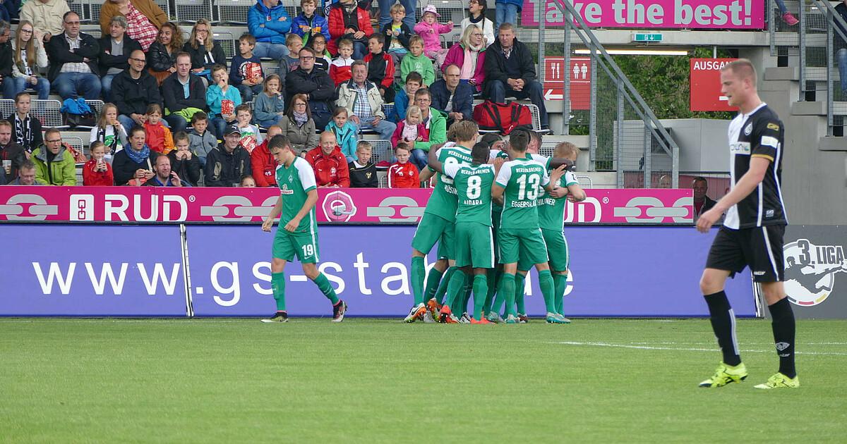 4944ed26bceb7a DFB-Pokal  U 19 steht im Viertelfinale