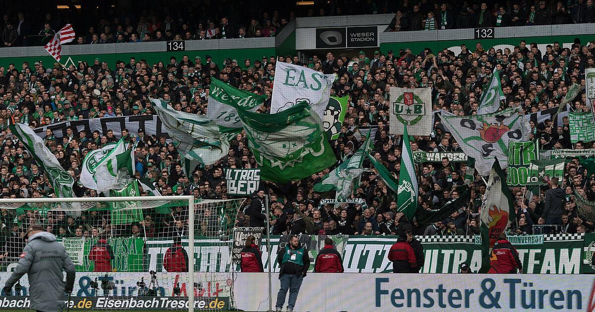 Auch 20172018 Dauerkarte Saisonübergreifend Nutzbar Sv Werder Bremen