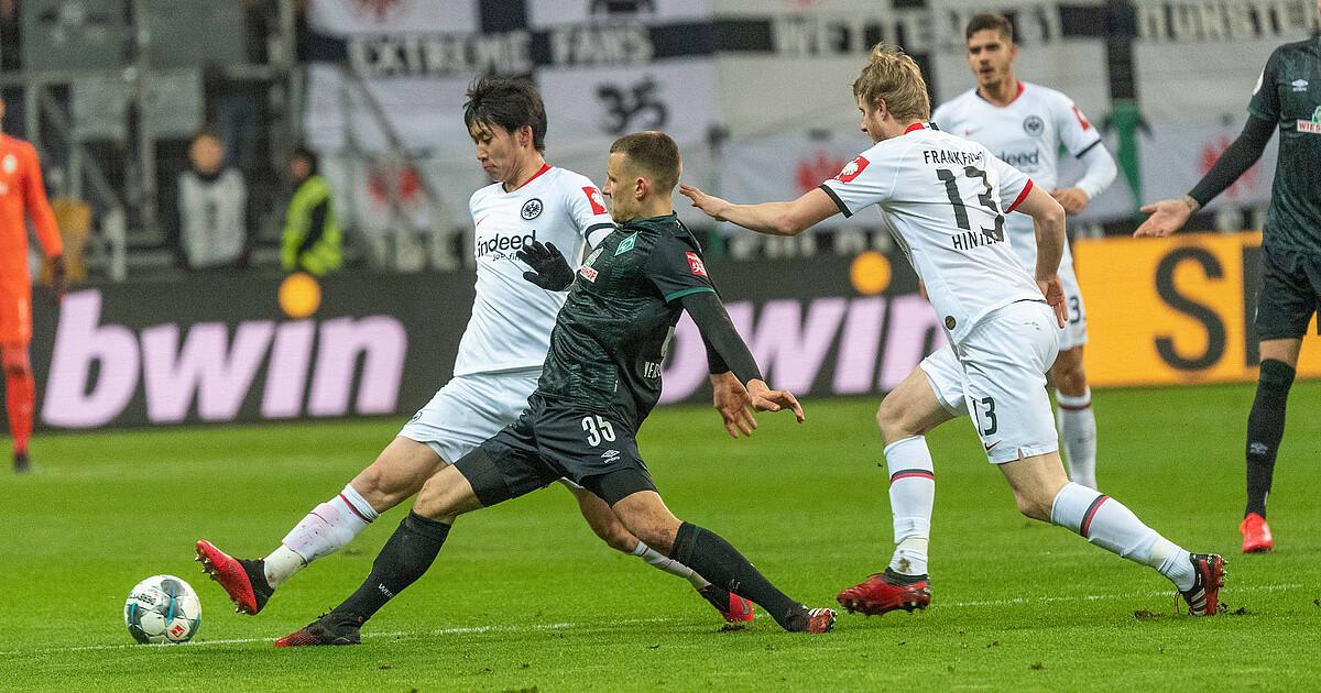 Aus im Viertelfinale | SV Werder Bremen