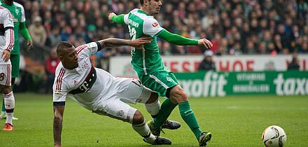 Fc Bayern München Sv Werder Bremen Highlights Werdertv