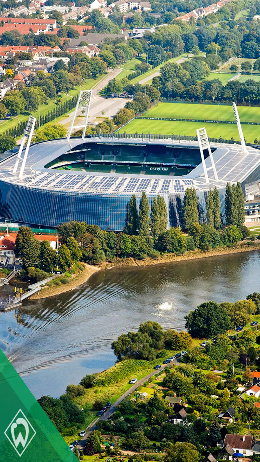 Werder Bremen Wallpaper Stadion