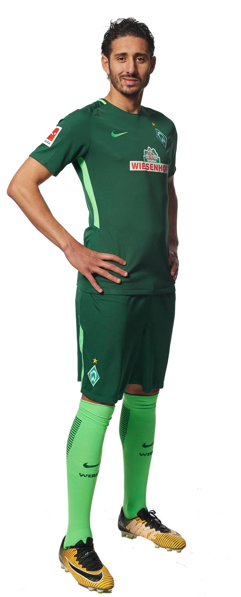 Ishak Belfodil Sv Werder Bremen