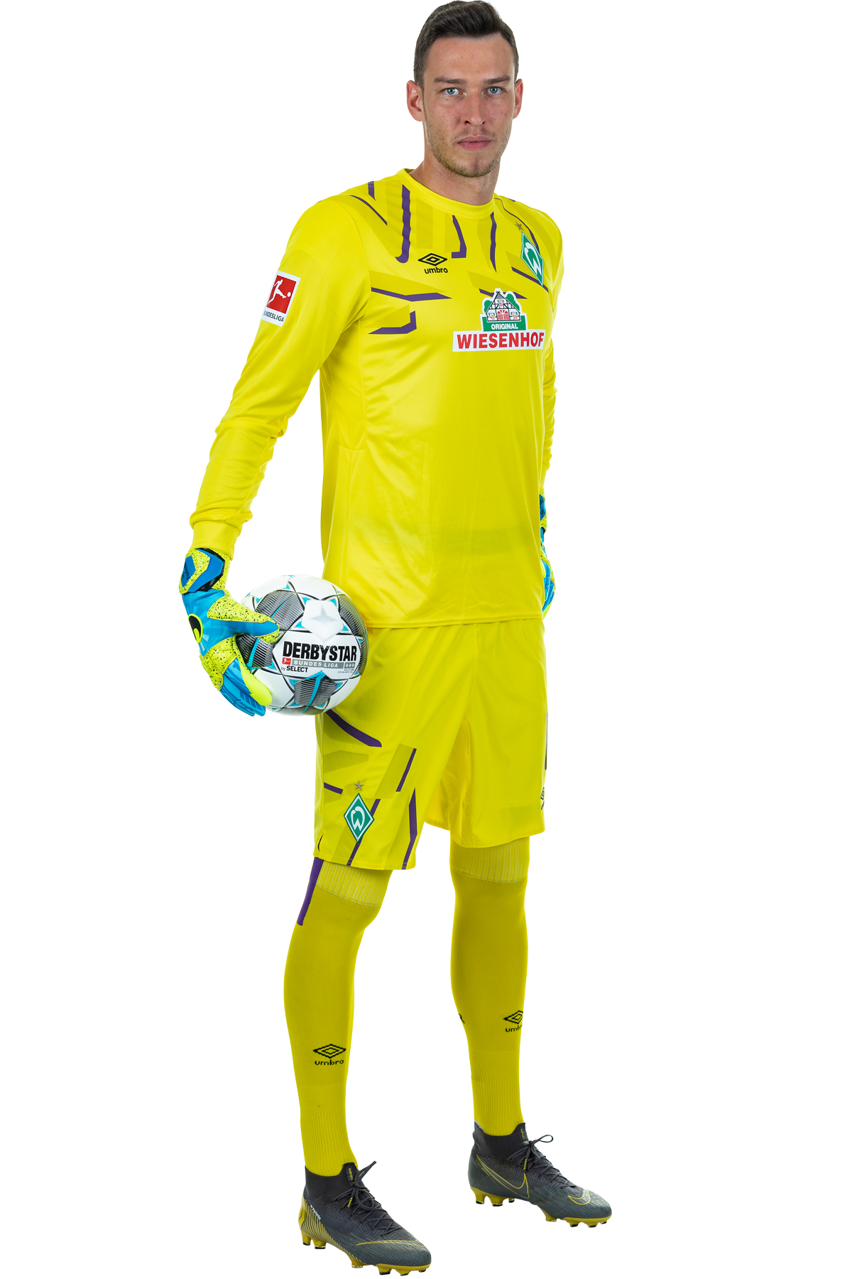 Jiri Pavlenka Profil Portrait Bundesliga
