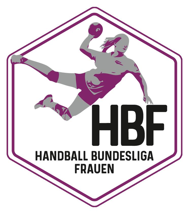 Das Logo der Handball-Bundesliga Frauen.