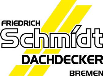 Das Logo von Friedrich Schmidt Bedachungs GmbH.