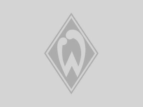 Werder-Fans in der Klaus-Dieter-Fischer-Halle.