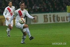 Nach über fünf Jahren hatte Werder endlich wieder ein Pokal-Heimspiel.
