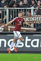 Leihe in der Saison 2013/14 nach Fürth und von dort aus der feste Wechsel zum 1.FC Nürnberg in die zweite Bundesliga.