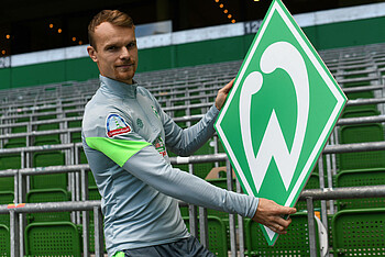 Bleibt Werderaner: Christian Groß