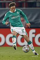 Damals schon Werderaner: Clemens Fritz ging in grünen Heimtrikots in seine zweite Werder-Saison (Foto: nordphoto).