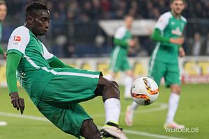 Sambou Yatabaré bediente seine Stürmer vorne mit reichlich Flanken. 32 Stück schlug Werders Winter-Neuzugang, und das in acht Partien. Im Schnitt vier pro Partie, dieser Wert ist Platz zwei aller Bundesliga-Spieler.