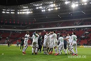 Unabhängig vom Ergebnis in München kann Werder auf eine erfolgreiche Pokalsaison zurückblicken.
