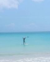 Janek Sternberg genießt ebenfalls die Sonne auf den Seychellen (Foto: js_37).