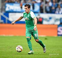 Immer ein Auge für den Mitspieler: Zlatko Junuzovic gab 101 Torschussvorlagen. Das sind fast vier pro Partie und damit Platz zwei aller Bundesligaspieler (Foto: nordphoto).