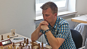 IM Viktor Skliarov (UKR)