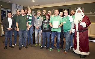 Der Fanclub des Jahres 2015: Die Ahoi-Crew '05 aus Osnabrück