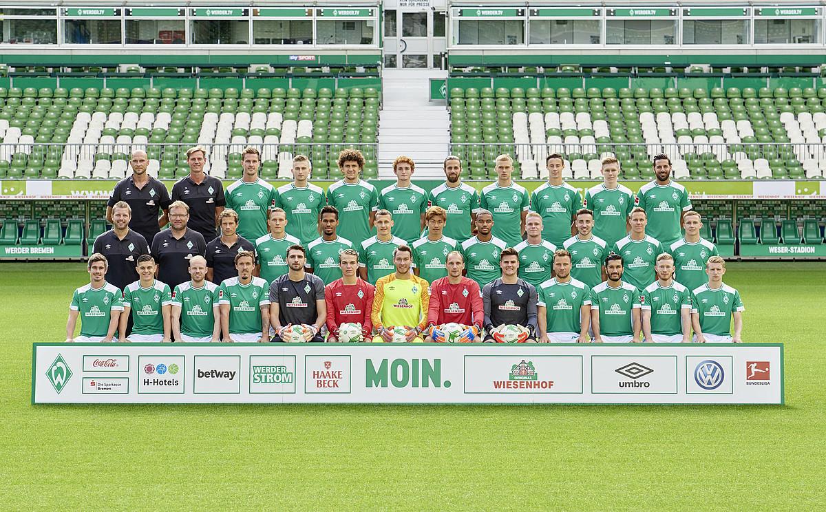 Bundesliga Mannschaft Leistungsdaten Sv Werder Bremen