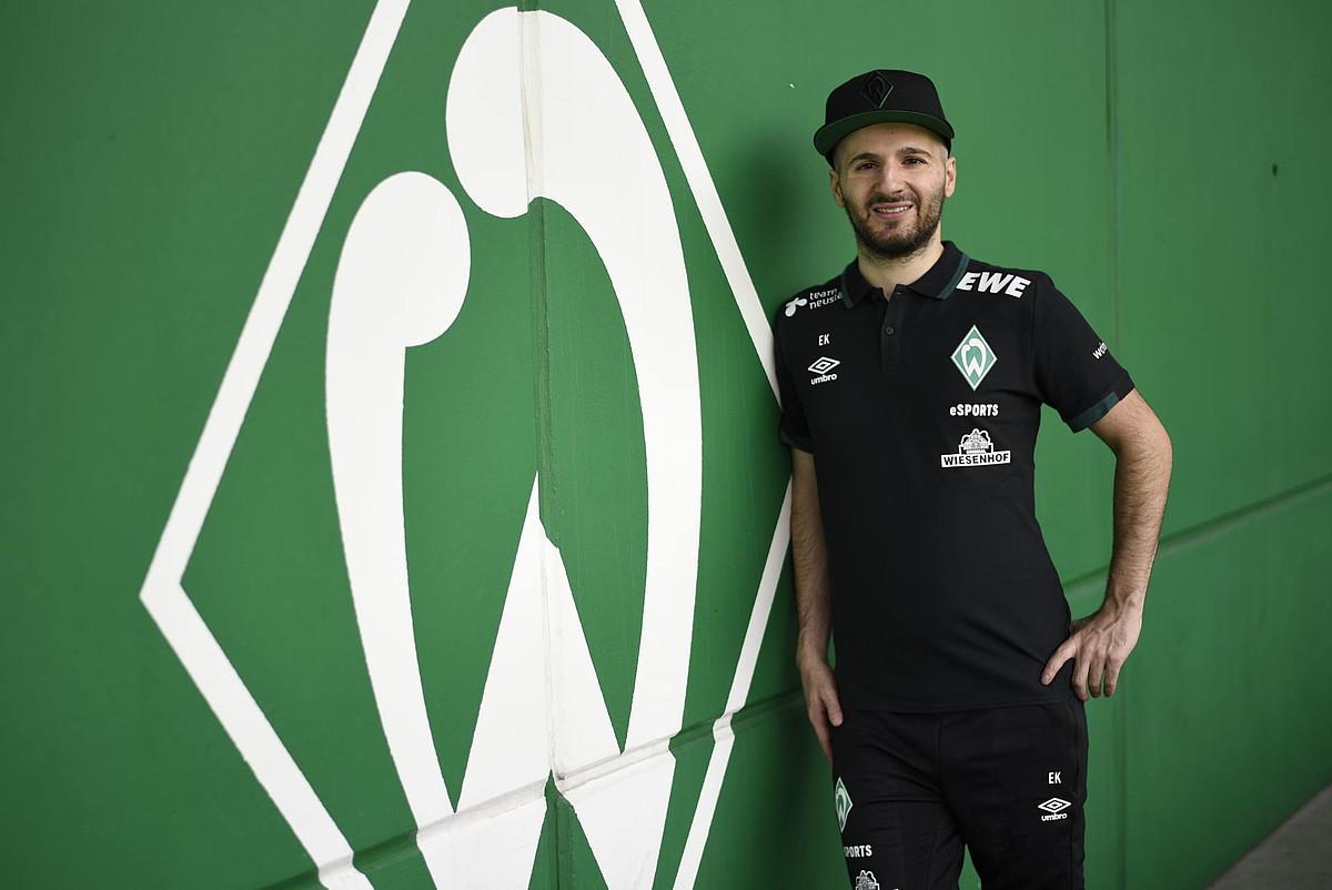 """Werder Bremen eSPORTS Spieler Erhan """"Dr. Erhano"""" Kayman"""