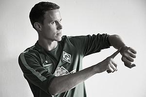 Und was ist typisch für Niklas Moisander? (Foto: WERDER.DE)