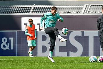 Philipp Bargfrede zurück im Kader gegen Dortmund.