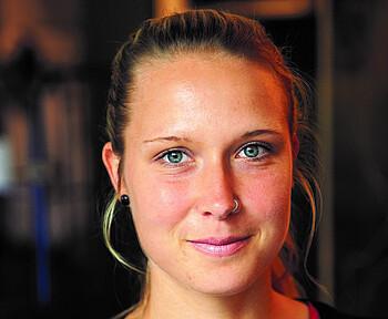 Portrait von Kirsten König.