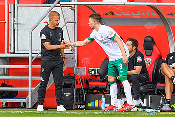 Markus Anfang and Mitchell Weiser