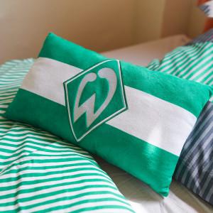 SV Werder Bremen Decke Veloursdecke Tagesdecke Wolldecke 150x200cm Fanartikel