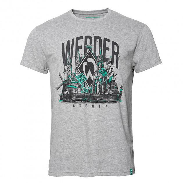 3XL SV Werder Bremen T-Shirt Werder Bremen Gr S