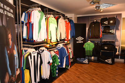 UMBRO-SHOWROOM