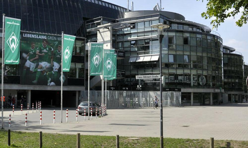 Geschäftsstelle Werder Bremen