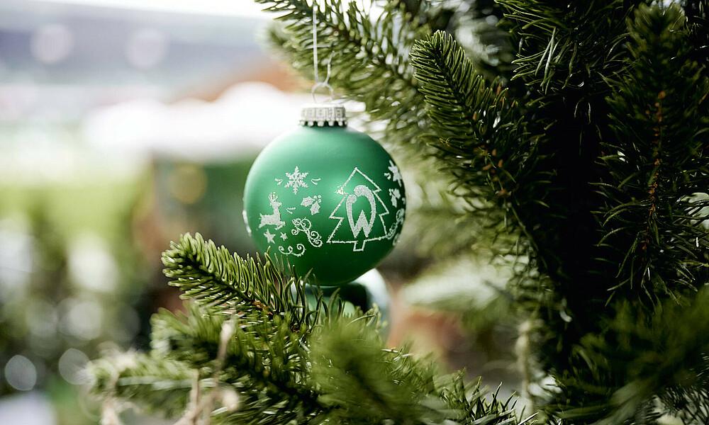 Werder Bremen Weihnachten