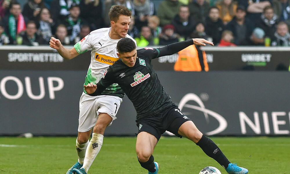 Difficult Day For Werder In Gladbach Sv Werder Bremen