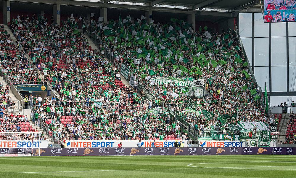 Werder Bremen Gästeblock