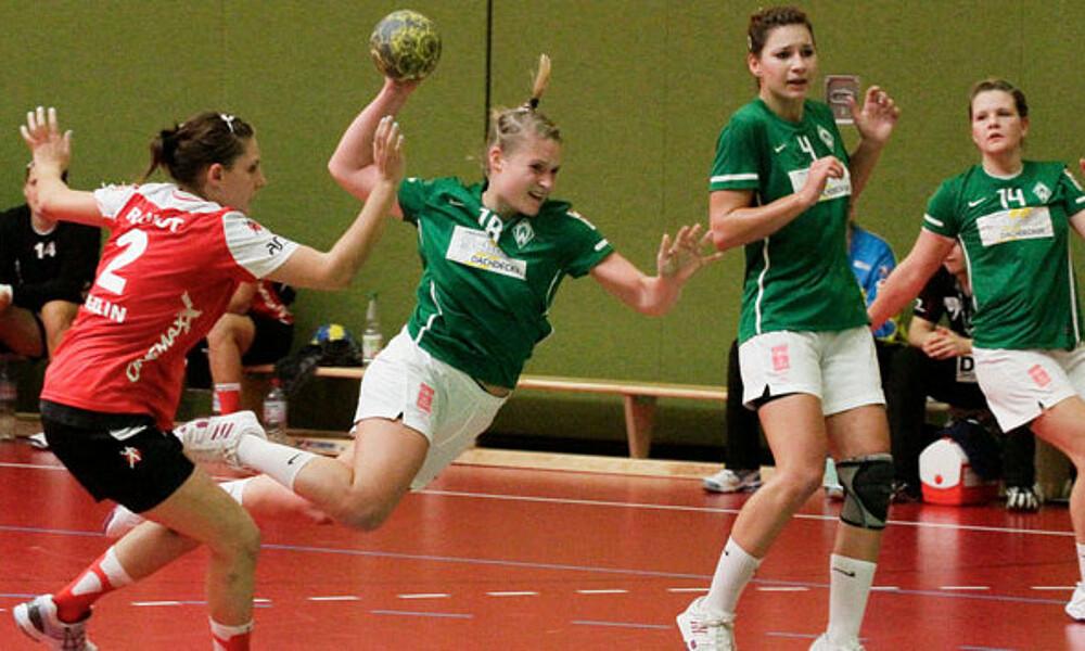3 Liga Nord Chancenlos In Berlin Sv Werder Bremen