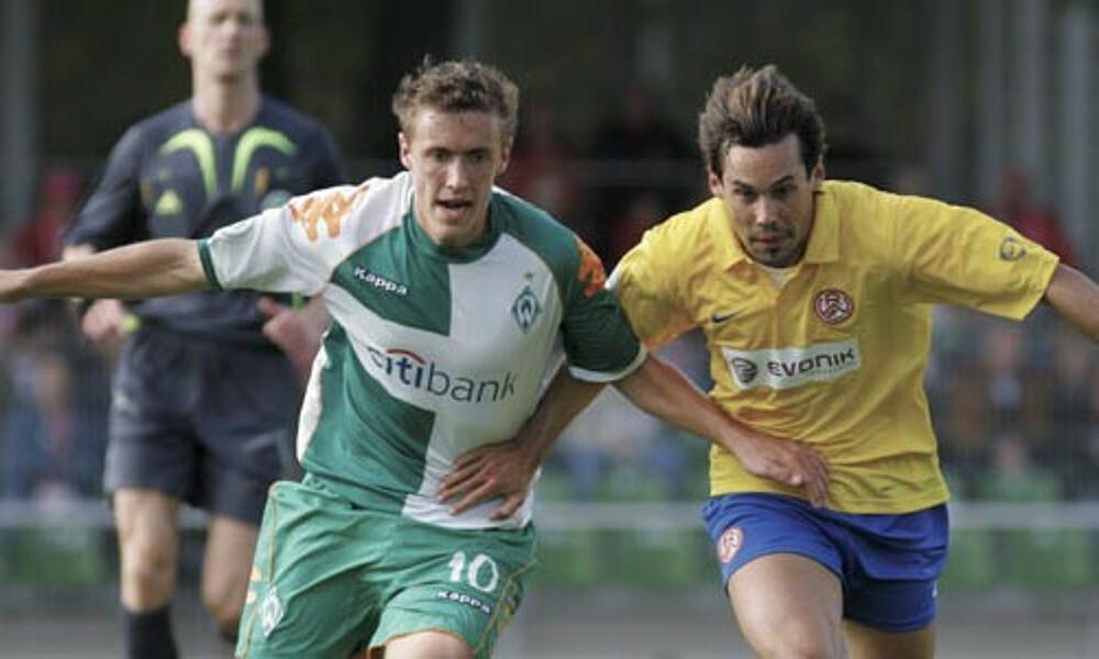 Werders U 23 Im Live Ticker Erleben Sv Werder Bremen