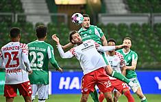 Werder by Mainz 05殴打