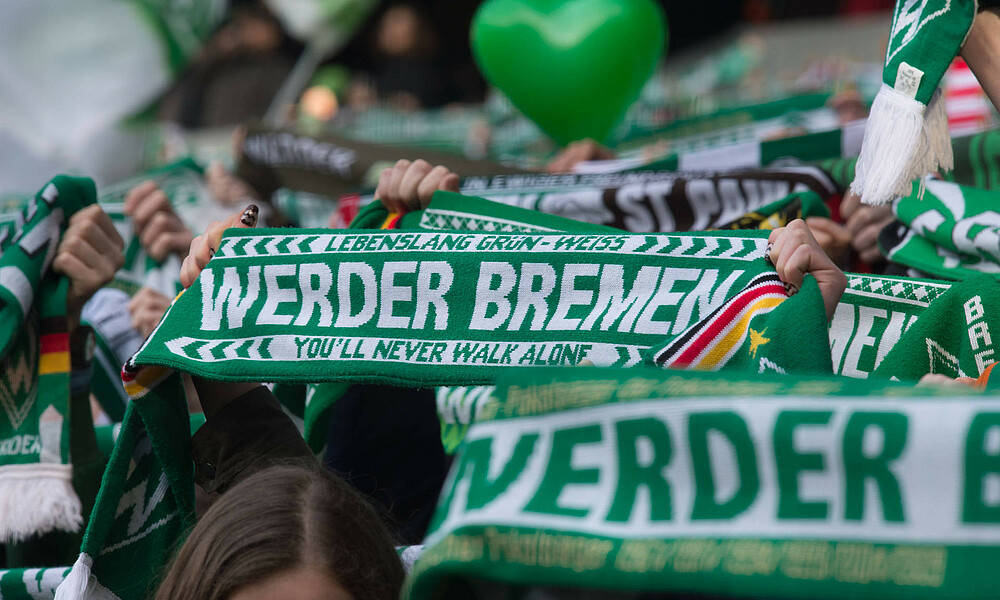 Dauerkartenvorverkauf Auf Der Zielgerade Sv Werder Bremen