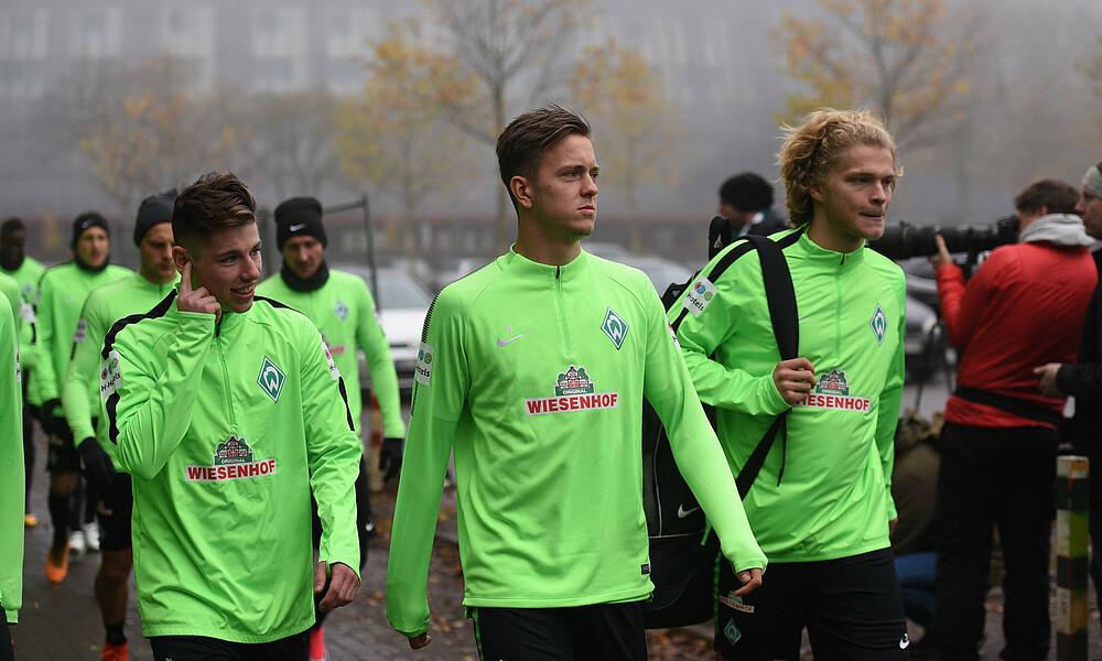 Unterstützung Aus Der U 23 Sv Werder Bremen