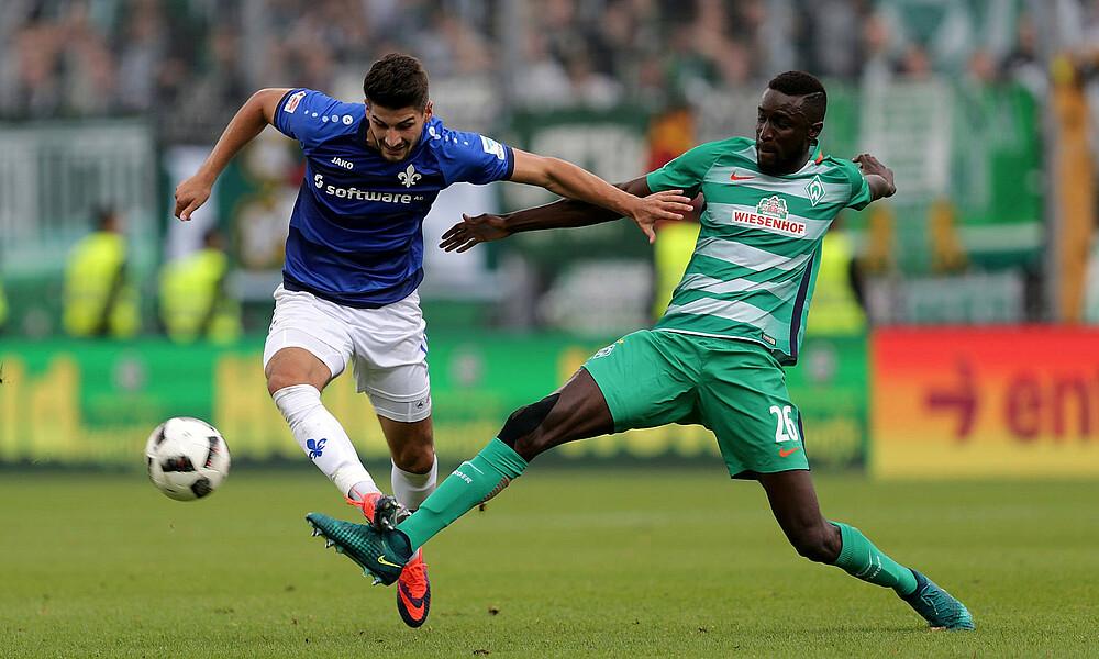 Mit Courage Aus Der Kabine Sv Werder Bremen