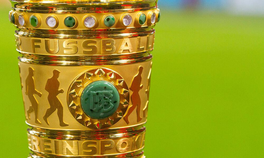 Dfb Pokal Auslosung 2021/18