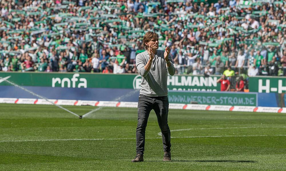 Clemens Fritz Im Aktuellen Werder Podcast